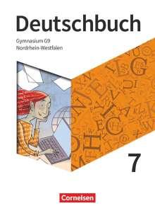 Christina Buhr: Deutschbuch Gymnasium 7. Schuljahr - Nordrhein-Westfalen - Schülerbuch, Buch