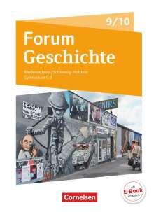 Timo Berghoff: Forum Geschichte 9./10. Schuljahr - Gymnasium Niedersachsen - Vom Ende des Ersten Weltkriegs bis zur Gegenwart, Buch
