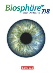 Astrid-Karoline Agster: Biosphäre Sekundarstufe I. 7./8. Schuljahr. Schülerbuch Baden-Württemberg, Buch
