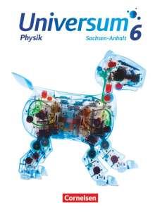Ana Alboteanu-Schirner: Universum Physik 6. Schuljahr - Gymnasium Sachsen-Anhalt - Schülerbuch, Buch