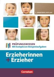 Brit Albrecht: Erzieher: Prüfungswissen Erzieherin und Erzieher. Schülerbuch, Buch