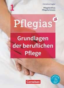 Thomas Altmeppen: Pflegias - Generalistische Pflegeausbildung: Band 1 - Grundlagen der beruflichen Pflege, Buch