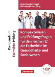 Sabine Andreadis: Kompaktwissen und Prüfungsfragen für den/die Fachwirt/-in im Gesundheits- und Sozialwesen, Buch