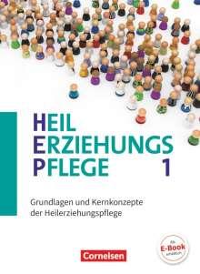 Carmen Dorrance: Heilerziehungspflege Band 1 - Grundlagen und Kernkonzepte der Heilerziehungspflege, Buch