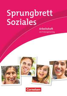 Caroline Grybeck: Sprungbrett Soziales - Sozialassisten/in - Neubearbeitung- Sozial- und Pflegeassistenz, Buch