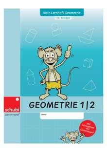 Christian Seifert: Mein Lernheft Geometrie. 1./2. Schuljahr, Buch