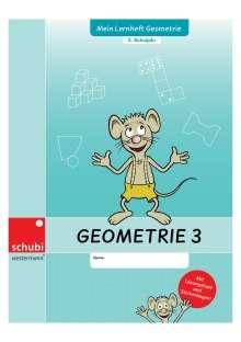 Christian Seifert: Mein Lernheft Geometrie. 3. Schuljahr, Buch