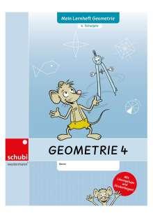 Christian Seifert: Mein Lernheft Geometrie. 4. Schuljahr, Buch