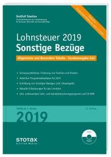 Tabelle, Lohnsteuer 2020 Sonstige Bezüge, Buch