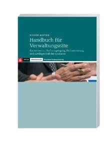 Richard Hartwig: Handbuch für Verwaltungsräte, Buch