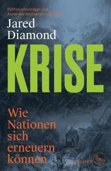 Jared Diamond: Krise, Buch