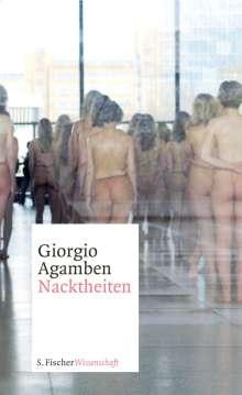 Giorgio Agamben: Nacktheiten, Buch