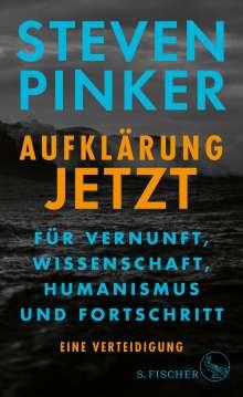 Steven Pinker: Aufklärung jetzt, Buch