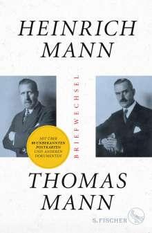 Heinrich Mann: Briefwechsel, Buch