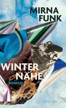Mirna Funk: Winternähe, Buch