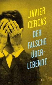 Javier Cercas: Der falsche Überlebende, Buch