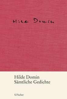 Hilde Domin: Sämtliche Gedichte, Buch