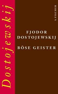 Fjodor M. Dostojewski: Böse Geister, Buch