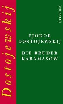 Fjodor M. Dostojewski: Die Brüder Karamasow, Buch