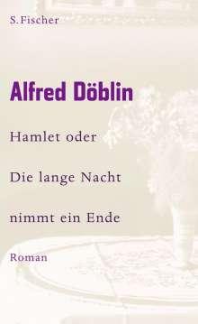 Alfred Döblin: Hamlet oder Die lange Nacht nimmt ein Ende, Buch