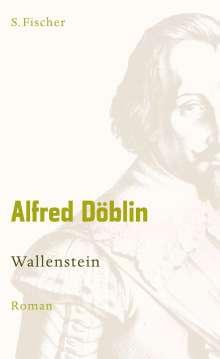 Alfred Döblin: Wallenstein, Buch