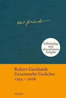 Robert Gernhardt: Gesammelte Gedichte, Buch
