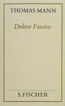 Thomas Mann: Doktor Faustus (Frankfurter Ausgabe Band 1), Buch
