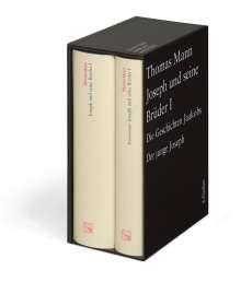 Thomas Mann: Joseph und seine Brüder I, Buch
