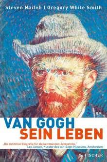 Steven Naifeh: Van Gogh, Buch