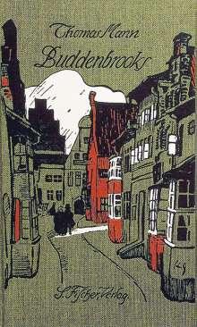 Thomas Mann: Buddenbrooks. Sonderausgabe, Buch