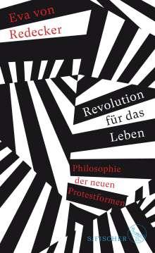 Eva von Redecker: Revolution für das Leben, Buch