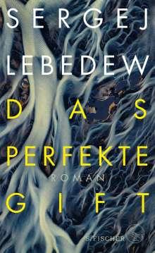 Sergej Lebedew: Das perfekte Gift, Buch