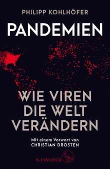Philipp Kohlhöfer: Pandemien, Buch