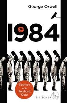 George Orwell: 1984 (limitierte Ausgabe im Schuber), Buch