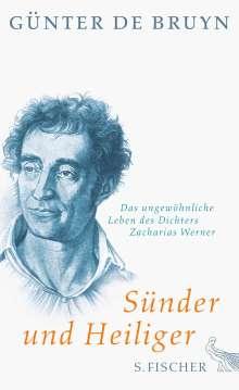 Günter de Bruyn: Sünder und Heiliger, Buch
