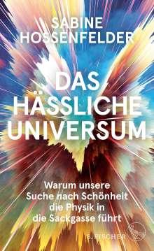 Sabine Hossenfelder: Das hässliche Universum, Buch