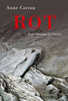 Anne Carson: Rot, Buch