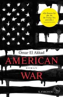 Omar El Akkad: American War, Buch
