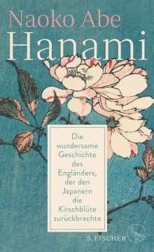 Naoko Abe: Hanami, Buch