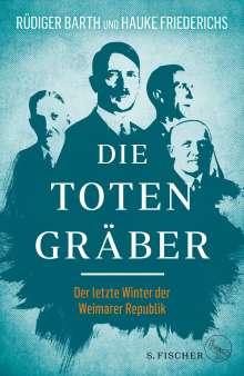 Rüdiger Barth: Die Totengräber, Buch