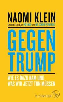Naomi Klein: Gegen Trump, Buch