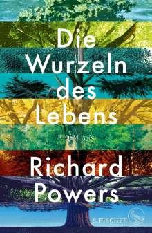 Richard Powers: Die Wurzeln des Lebens, Buch