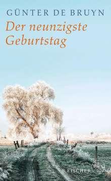 Günter de Bruyn: Der neunzigste Geburtstag, Buch