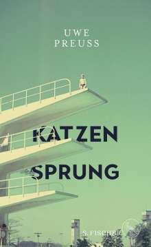 Uwe Preuss: Katzensprung, Buch