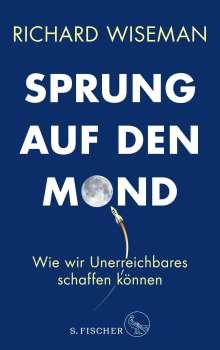 Richard Wiseman: Sprung auf den Mond, Buch