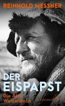 Reinhold Messner: Der Eispapst, Buch