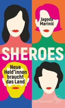 Jagoda Marinic: Sheroes, Buch