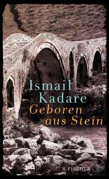 Ismail Kadare: Geboren aus Stein, Buch