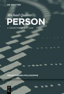 Michael Quante: Person, Buch
