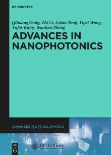 Qihuang Gong: Advances in Nanophotonics, Buch
